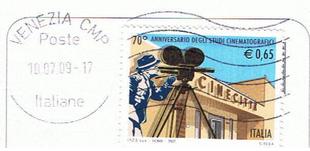 Cinecittá y  Mussolini. Otra memoria