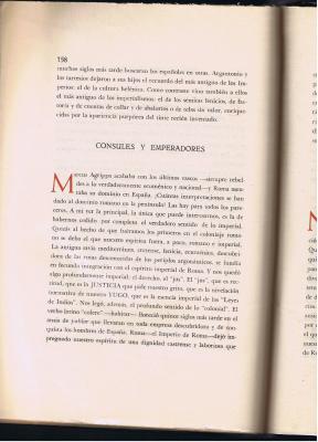 El Imperio Español  en JERARQVIA  ( IV )